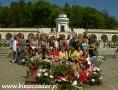 2006 lipiec, UKRAINA Lwów Cmentarz Orląt Lwowskich, Wycieczka z Grodziska Wielkopolskiego