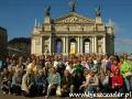 2007 wrzesień, UKRAINA Lwów Teatr Opery i Baletu, Wycieczka z Kościerzyny