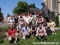 2008 lipiec, WĘGRY Sarospatak pomnik św. Elżbiety, Wycieczka z Giewartowa