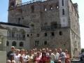 2007 sierpień, WĘGRY Czerwona Wieża w Zamku Rakoczego w Sarospataku, Wycieczka z Łodzi