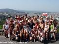 2010 czerwiec, WĘGRY panorama za wzgórza Gelert na Budapeszt, Wycieczka z Radomia