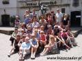 2010 czerwiec, WĘGRY pomnik Bachusa w Tokaju, Wycieczka z Radomia