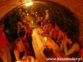 2007 sierpień, WĘGRY degustacja wina w piwnicy, Wycieczka z Tucholi