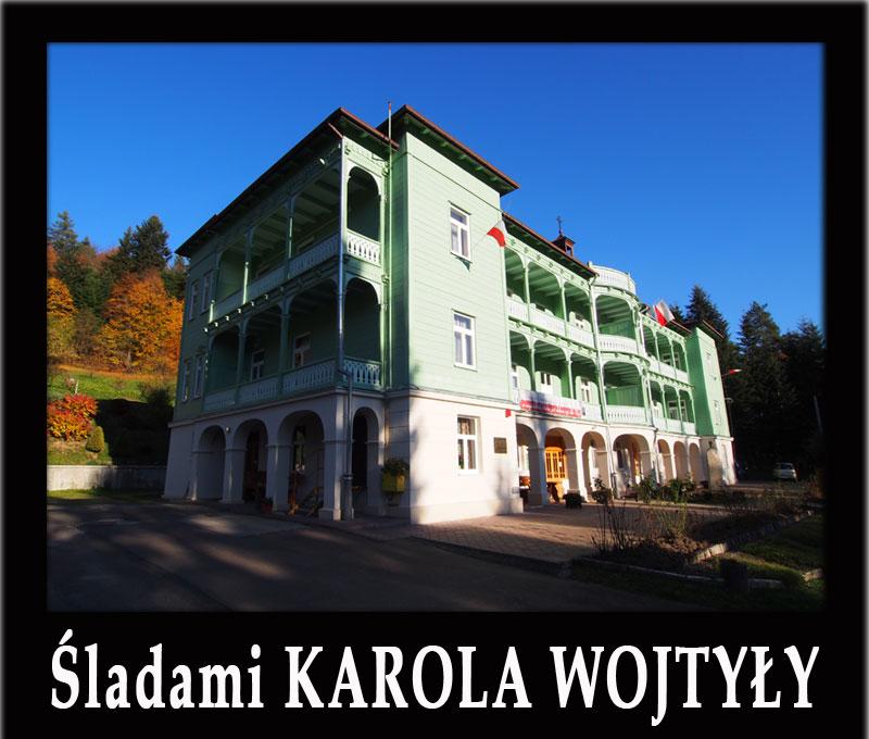 Wycieczka ŚLADAMI KAROLA WOJTYŁY - Komańcza klasztor, Jeziorka Duszatyńskie, szlak czerwony beskidzki, Tarnica...