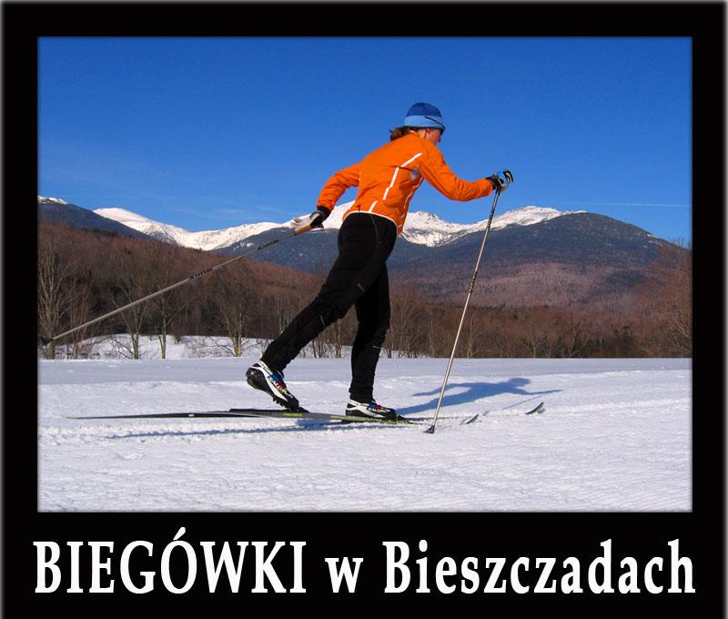 BIEGÓWKI w Bieszczadach - gdzie są ratrakowane trasy, jakie zawody, jakie atrakcje...