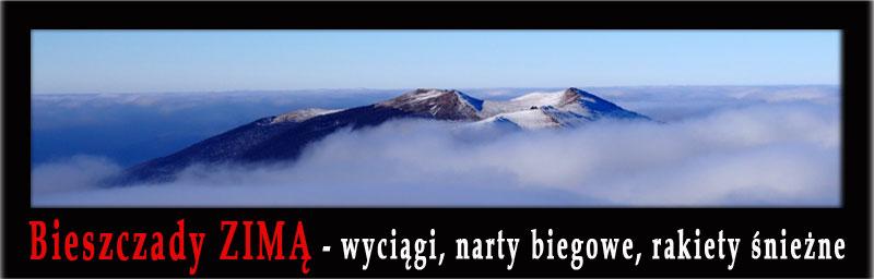 Bieszczady ZIMĄ - wyciągi narciarskie i koleje linowe, narty biegowe, wypożyczalnia rakiet śnieżnych, kuligi, wycieczki, atrakcje...