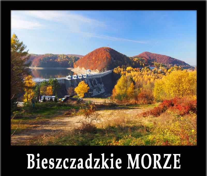 BIESZCZADZKIE MORZE, czyli wycieczka z najciekawszymi atrakcjami wokół Zalewu Solińskiego: zapora w Solinie, rejs statkiem, miniatury świątyń, browar...
