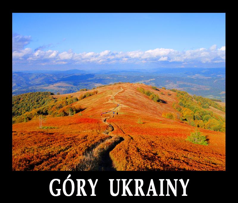 Wycieczki w GÓRY UKRAINY na 2, 3, 4, 5, 6 i 7 dni - Pikuj, Borżawa, Połonina Równa...