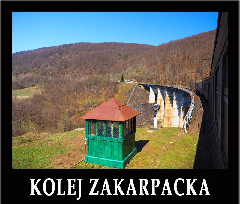 Wycieczka 1-dniowa na Ukrainę KOLEJ ZAKARPACKA: przejazd koleją, cerkiew w Użoku, dzwonnica w Jasienicy Zamkowej, kościół w Starej Soli, konwikt w Chyrowie