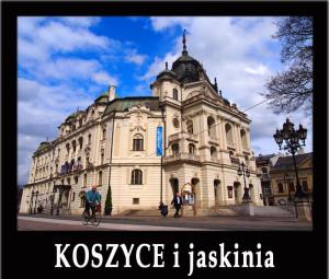 KOSZYCE wycieczka jednodniowa: Jaskinia Jasovska, atrakcje Koszyc, najlepsi przewodnicy!