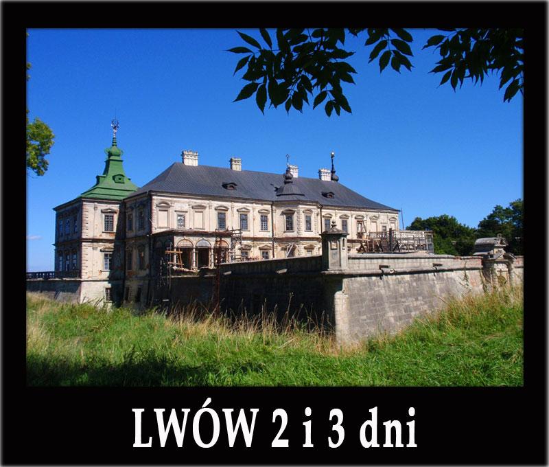 Wycieczka LWÓW 2 i 3 dni: opera, katedry, cmentarze Łyczakowski i Orląt Lwowskich, zamki na Złotej Podkowie: Olesko, Podhorce, Złoczów, Świrż, najlepsze hotele i polscy przewodnicy
