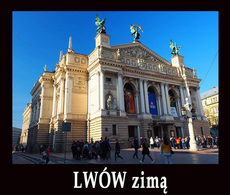 Wycieczka 1-dniowa LWÓW zimą z Bieszczad i Podkarpacia.