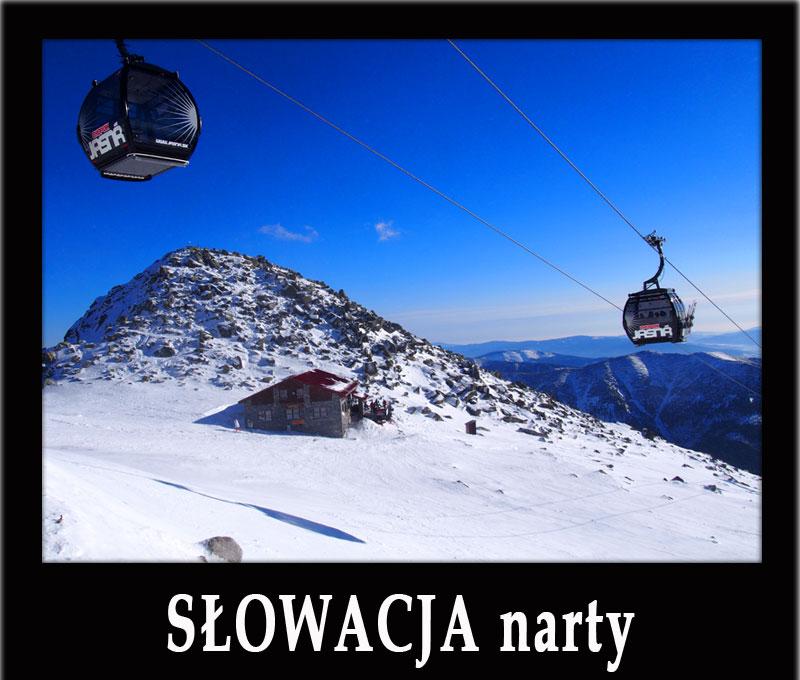 SŁOWACJA narty - Chopok, Tatry, Levocka Dolina, Donovaly - oferty dla grup, hotele, wyciągi...