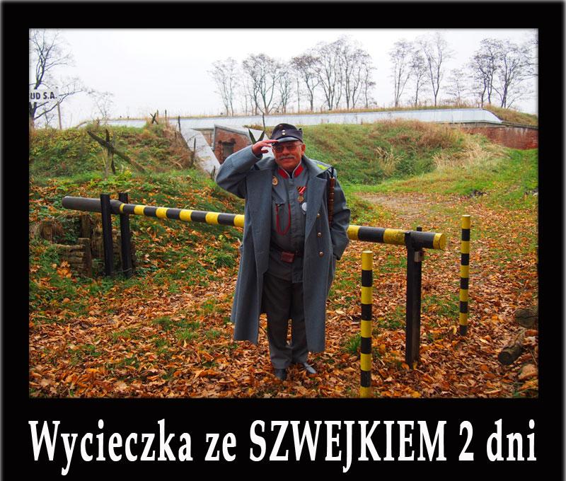 Wycieczka ze SZWEJKIEM 2 dni - Jarosław, Przemyśl, Kalwaria Pacławska, Zamek w Krasiczynie i inne atrakcje