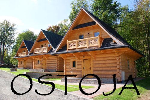 OSTOJA KARLIKÓW - stylowe drewniane domki pod wyciągiem narciarskim w Karlikowie