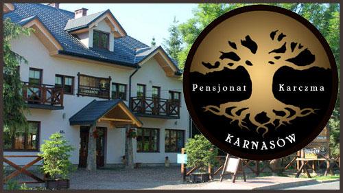 Pensjonat i Karczma U KARNASÓW w Cisnej
