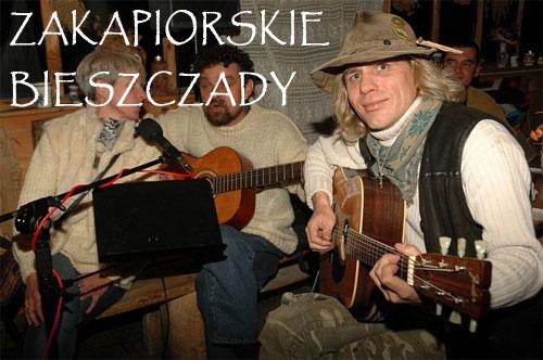 ZAKAPIORSKIE BIESZCZADY - muzyka i śpiew w Bieszczadach