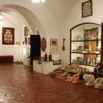 Sala z eksponatami