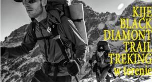 Film przedstawiający w jakich warunkach są używane kije Black Diamont z wypożyczalni kijów w Bieszczadach!