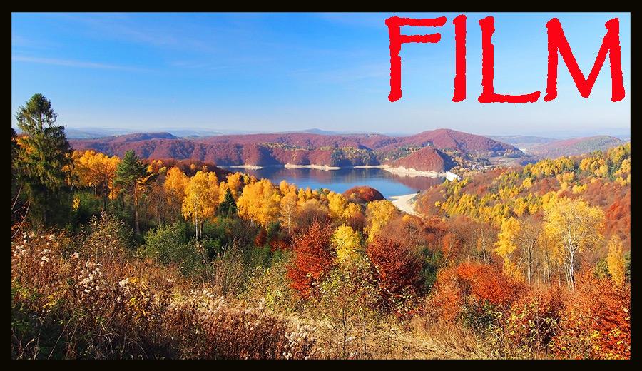 FILM z wycieczki 1-dniowej WODAMI rzek San po Bieszczadach nagrany przez TV Discovery - National Geographic Traveler, 5 minut