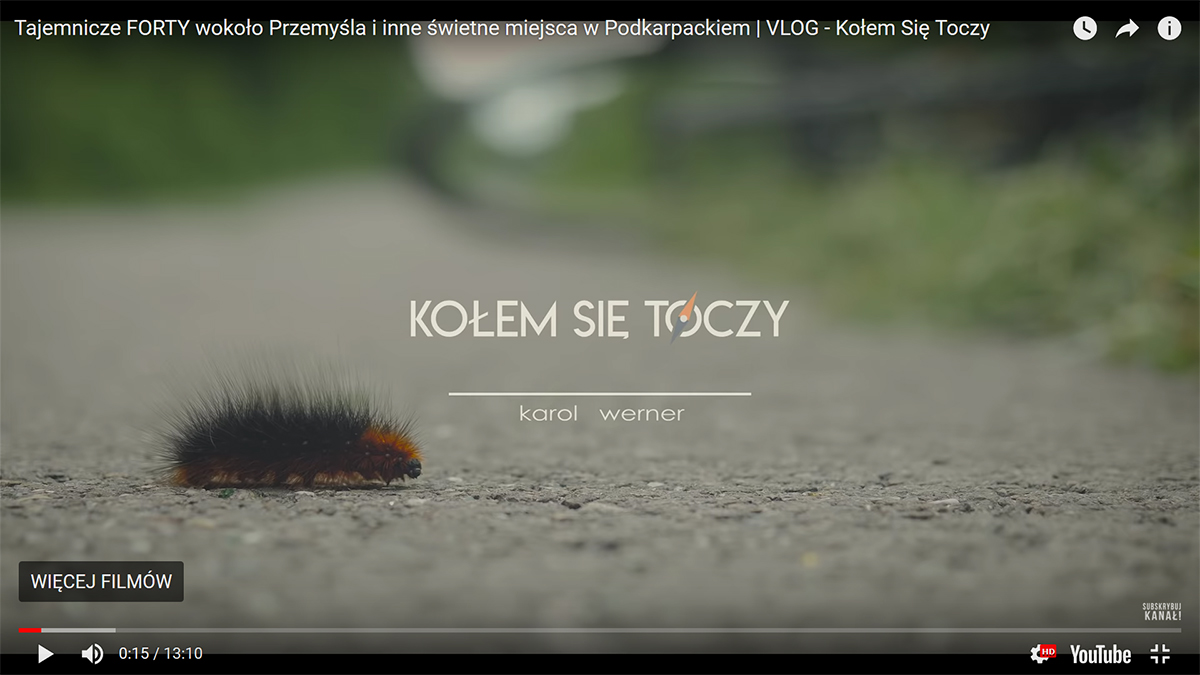 Tajemnicze FORTY wokoło Przemyśla i inne świetne miejsca w Podkarpackiem