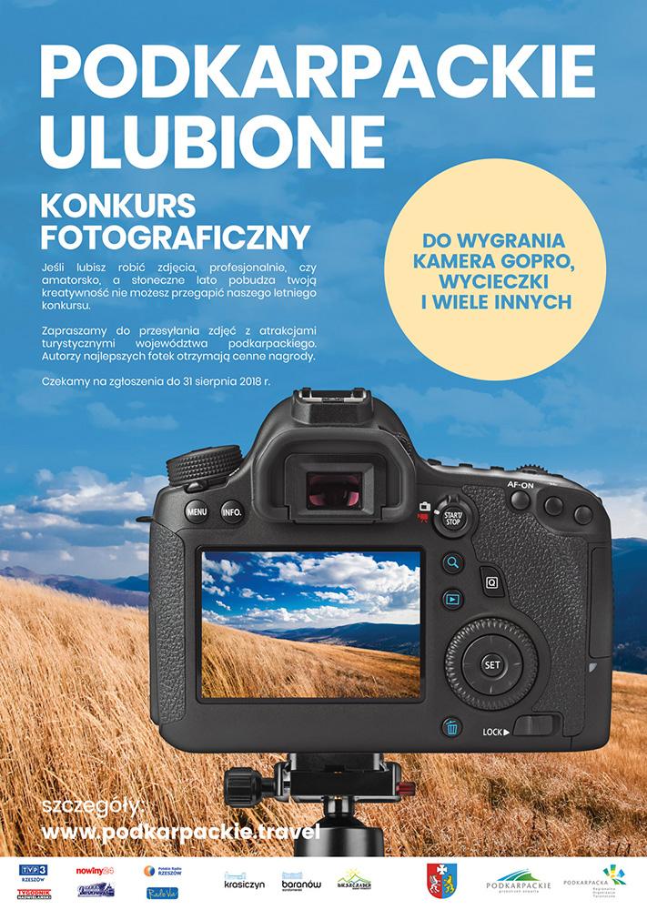 PODKARPACKIE ULUBIONE konkurs fotograficzny - LATO 2018