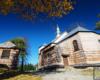 Przejeżdżamy również obok cerkwi w Hoszowczyku.
