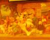 Kurtyna Henryka Siemiradzkiego na scenie Teatru Opery i Baletu we Lwowie jest wystawiana dla widowni tylko kilka razy w ciągu roku. Jest to bardzo cenna kurtyna (druga w teatrze Juliusza Słowackiego w Krakowie). Robiący je fotograf kurtynę Siemiradzkiego widział tylko 3 razy podczas kilkunastu lat wycieczek do Lwowa...