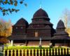 Na wycieczce Drezynami Po Bieszczadach opowiadamy również o cerkwi w Hoszowie, zachęcając do jej indywidualnego odwiedzenia.