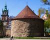 Baszta prochowa to pozostałość po murach miejskich, które kilka wieków temu otaczały najstarszą część Lwowa. Niedaleko od baszty prochowej parkują autokary na wycieczkach jednodniowych do Lwowa dla wypoczywających w Bieszczadach i w Województwie Podkarpackim.