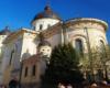 Cerkiew greckokatolicka Przemienienia Pańskiego (Preobrażenia) na starówce Lwowa. O tej świątyni opowiadamy, a z większością sympatycznych turystów na wycieczkach jednodniowych z Bieszczad wchodzimy do wnętrza.