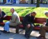 Na ławeczkach na przeciw Teatru Opery i Baletu w każdy słoneczny dzień można spotkać panów grających w szachy i warcaby. Turyści mogą się dołączyć do rozgrywek. Wędrówka po Lwowie to zupełnie inna wycieczka jednodniowa niż do innych miast świata...