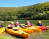 Wiemy również gdzie są miejsca w jakich można odpocząć podczas spływu kajakami na rzece San po Bieszczadach.