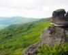 Ściągnąć buty podczas długiej wędrówce na Pikuja i usiąść w otoczeniu skał - bezscenne...