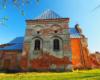 Kościół św. Michała w Starej Soli zwiedzany od strony zachodniej na wycieczce jednodniowej.