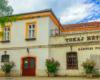 Jedna z najstarszych piwnic z winami pod starówką miasteczka Tokaj. Tu wina na degustacji są drogie..., ale oczywiście możemy degustację win węgierskich tam zorganizować :-)