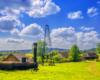 W sanockim skansenie jedną z części jest poświęcona nafcie, czyli ropie naftowej, bo przecież na Podkarpaciu została utworzona pierwsza kopalnia ropy naftowej na świecie!