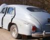 Pobieda - takich ciekawych samochodów na drogach Ukrainy zachodniej już coraz mniej...