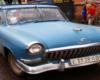 Kolejny zabytkowy samochód spotkany na drogach Ukrainy zachodniej...