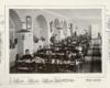 Zdjęcia archiwalne z wnętrz konwiktu ojców jezuitów w Chyrowie. Zakład Naukowo – Wychowawczy OO Jezuitów powstał w latach 80 XIX w.