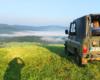 Na wschód słońca w Bieszczadach mamy mniejsze zainteresowanie niż na zachody słońca. Ale te pierwsze wiążą się najczęściej również z mgłami w dolinach rzek...