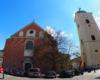 Kościół pw. Św. Wojciecha i Św. Stanisława w Rzeszowie wraz z dzwonnicą.