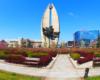Pomnik Czynu Rewolucyjnego lub Pomnik Walk Rewolucyjnych w centrum Rzeszowa stolicy Województwa Podkarpackiego - to jedna z atrakcji wycieczki jednodniowej z Bieszczad, a nazwanej Kolej Na Łańcut.
