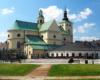 Bazylika Wniebowzięcia NMP oo. Bernardynów w centrum Rzeszowa. To atrakcja, którą zwiedzamy na wycieczce jednodniowej Kolej Na Łańcut organizowanej dla turystów nocujących w Bieszczadach.