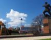 Pomnik Leopolda Lisa-Kuli w centrum Rzeszowa. Jego imieniem została również nazwana jedna z ulic Rzeszowa - stolicy Województwa Podkarpackiego.
