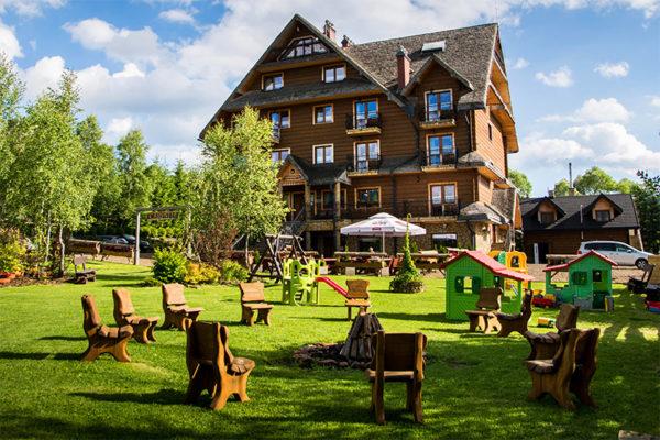 SMEREK - Hotel CARPATIA, czyli jedne z najlepszych noclegów w Bieszczadach