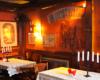 Wnętrze restauracji Pod Trzema Różami - to restaruacja żydowska, gdzie nie ma cen i trzeba się targoważ z kelnerem :-) Zapraszamy na najlepsze wycieczki jednodniowe do Lwowa z Bieszczad.