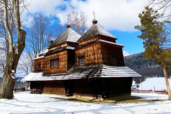 Smolnik cerkiew UNESCO Bieszczady