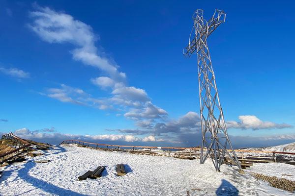 TARNICA - wycieczka na najwyższy szczyt Bieszczad, 14 marzec 2020
