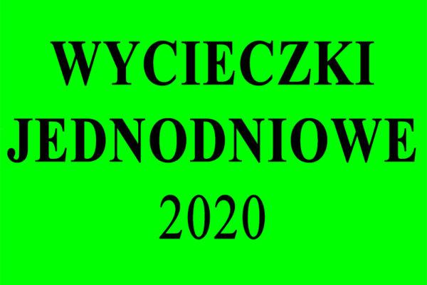 Bieszczady wycieczki jednodniowe w sezonie 2020